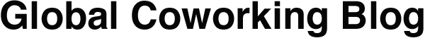 The Coworking Blog Logo