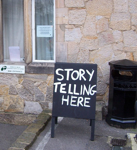 Storytelling - An Easy Way to Build Coworking Community